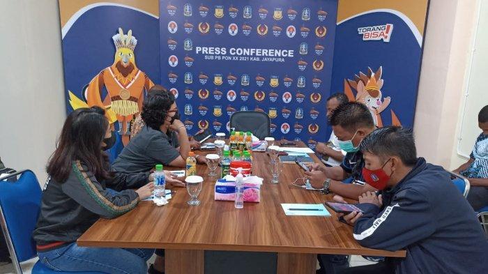 Awak Media Peliput PON Klaster Kabupaten Jayapura Dipastikan Dapat Perhatian