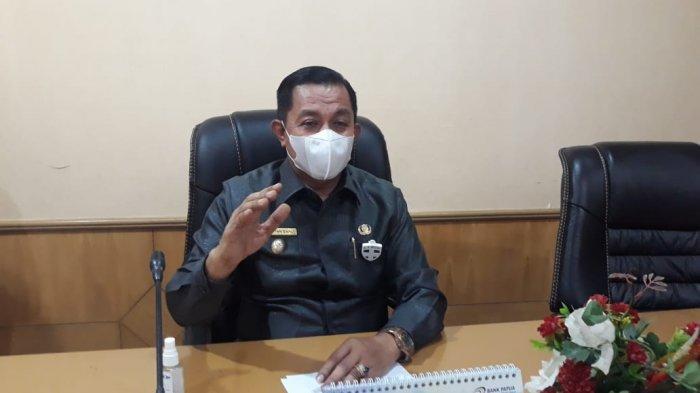 Wakil Wali Kota Jayapura angkat bicara Soal Pernikahan Anaknya Langgar Prokes