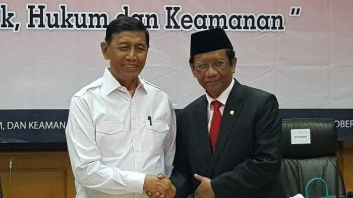 2 Kali Gantikan Wiranto, Mahfud MD Ungkap Kesan dari Orang-orang yang Pernah Bekerja dengan Wiranto