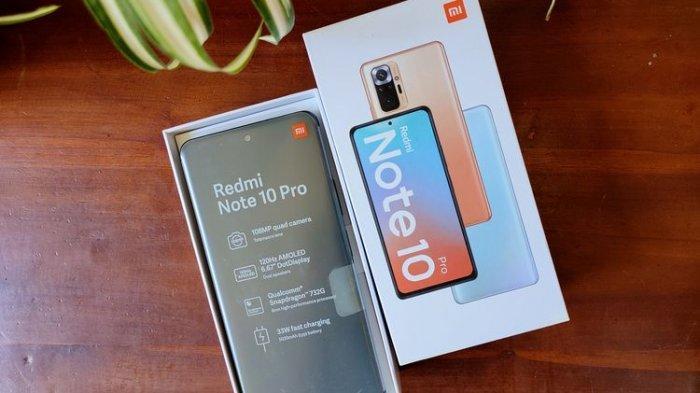 Update Harga HP Xiaomi Bulan April 2021: Redmi Note 10 Pro Dibanderol Rp 3 Jutaan