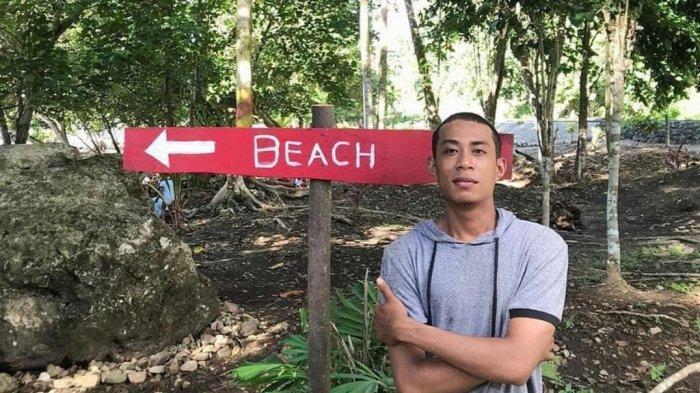 Yonatan Rumere, Sulap Pantai Keluarga  di Nabire Jadi Destinasi Korer Beach