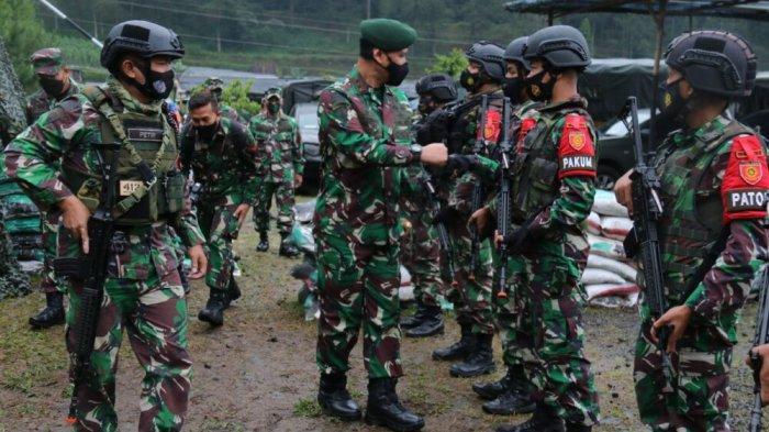 TNI Segera Kirim Pasukan Berlambang Kalajengking Hitam ke Papua untuk Hadapi KKB