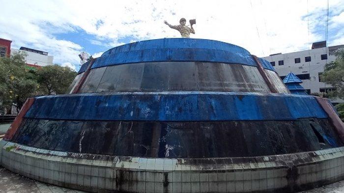 Yos Sudarso, Monumen Bersejarah yang Tak Terawat dan Penuh Sampah