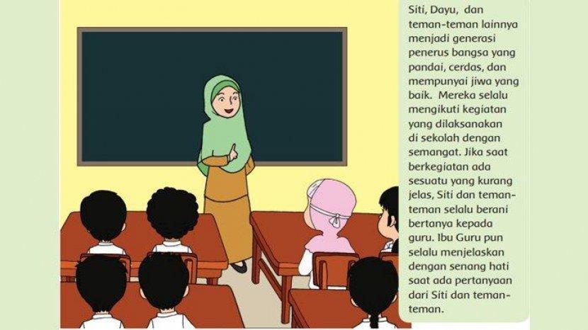 Kunci Jawaban Belajar Dari Rumah Tema 6 Kelas 6 Sd Tuliskan Gagasan Utama Dari Teks Nonfiksi Tribun Papua