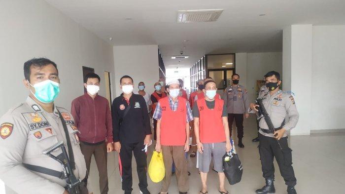 Didominasi Kasus Narkotika, Kejari Pelalawan Pindahkan 13 Tahanan ke Rutan di Pekanbaru
