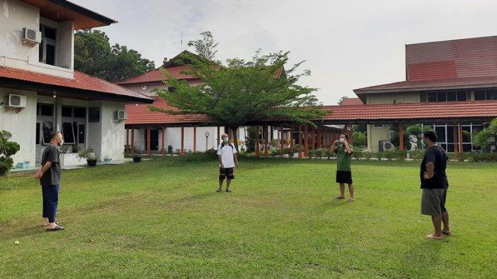 148 Pasien OTG Covid-19 Jalani Isolasi di Empat Fasilitas Khusus di Pekanbaru