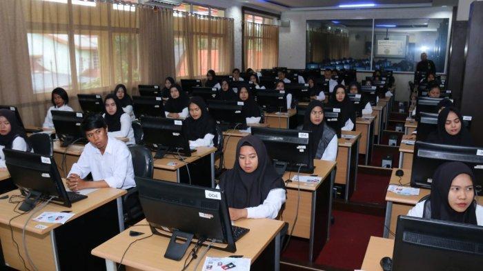 Tes CPNS 2019 di Kuansing Riau, Panitia akan Gunakan Internet SMAN Pintar