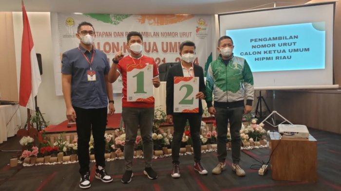 Jelang Musda HIPMI Riau, Ini 2 Kandidat yang Bakal Perebutkan Posisi Ketua Umum, Siapa Saja?