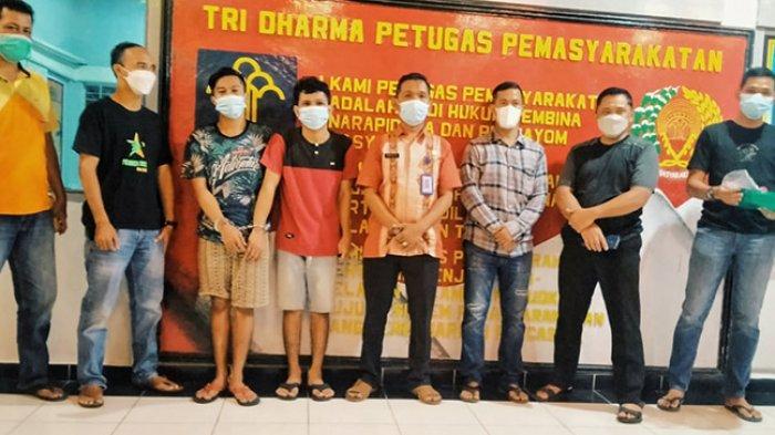 Petugas Dapur Lapas Tembilahan Riau Temukan Sabu di Wadah Makanan untuk Napi, 2 Pelaku Dibekuk
