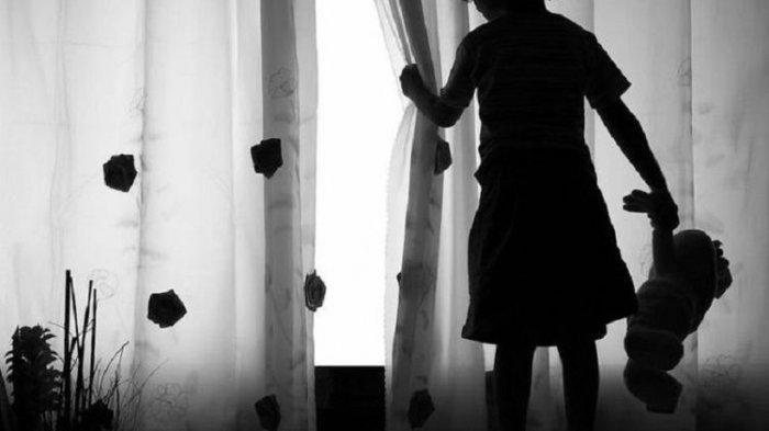 Istri ke Pasar, Pria Ini Beraksi, Anak jadi Korban, Dicabuli Sejak Kelas 6 SD hingga Bangku SMP