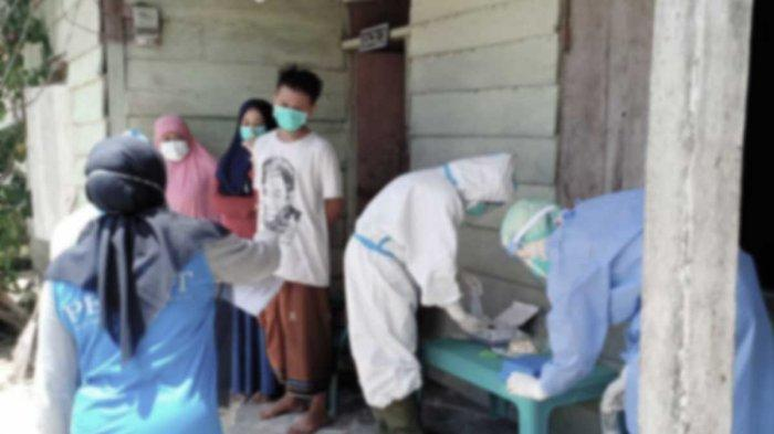 Tambahan 1 Pasien Positif Covid-19 di Riau Hasil Tracing Tunjukkan Pernah Kontak Klaster Magetan