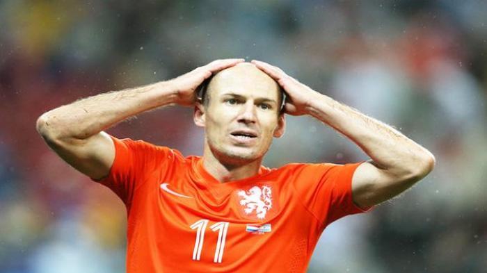 Kualifikasi Piala Dunia 2018 Zona Eropa, Belanda Menangis, Portugal Manis