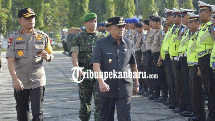 2.804 Polisi, TNI, Dishub, Medis dan Satpol PP AMANKAN Jalur Mudik dan Pemudik Selama Lebaran 2019
