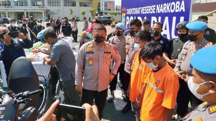 Kapolda Riau Akan Dirikan Pos Polisi & Pasang CCTV di Kampung Dalam Serta Pangeran Hidayat Pekanbaru