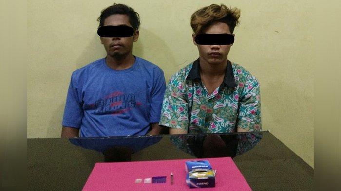 Pengunjung Lapas Tembilahan Selundupkan Sabu, 2 Orang di Rohul Juga Diciduk Polisi karena Bawa Sabu
