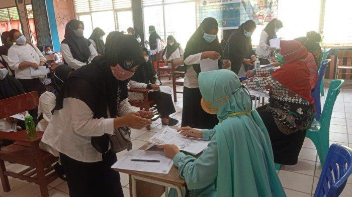 2 Peserta Seleksi PPPK di Pelalawan Reaktif Covid-19, Ini Rincian Kehadiran CP3K 2 Hari Ujian