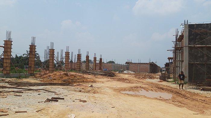 2 Tahun Belum Rampung, Pengembang Akui Pembangunan Pasar Induk Pekanbaru Tak Bisa Tuntas Tepat Waktu