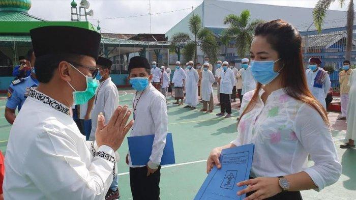 3.727 Warga Binaan Pemasyarakatan (WBP) di Riau Mendapatkan Remisi Lebaran Idul Fitri 1441 H
