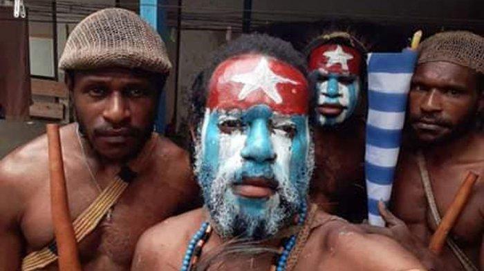 Pantesan KKB Papua Berani Tantang TNI/Polri Perang Terbuka, Ini Daftar Senjata Canggih Milik Mereka