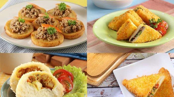 Menu Sarapan Pagi Praktis, Coba Aneka Resep Roti Goreng Telur Hingga Roti Goreng Kari Ayam