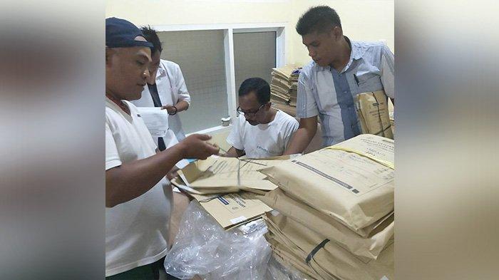 58 Siswa DO Sebelum Pelaksanaan UN Tingkat SMP Sederajat di Pelalawan Riau