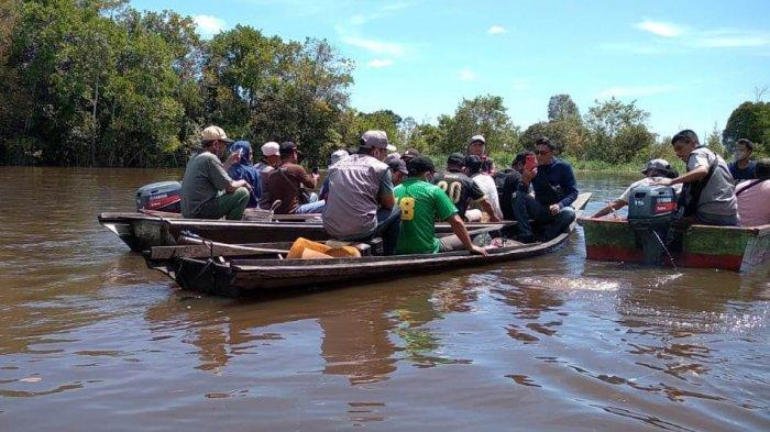 5 Hari Tak Ada Hasil, Tim Gabungan Hentikan Pencarian Nelayan Hilang di Sungai Nilo Pelalawan