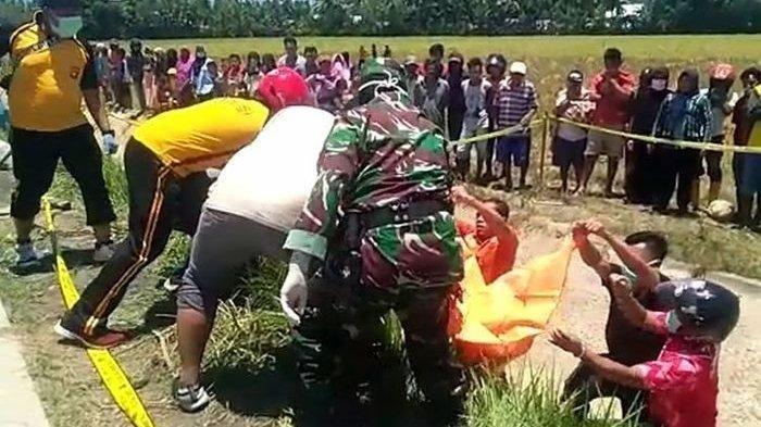 Fakta-fakta Jasad Wanita Hamil Dalam Karung yang Ternyata Istri Siri Anggota TNI Sersan Novri