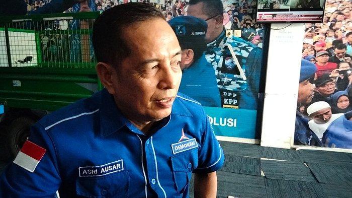 Walikota Firdaus Dikabarkan Ikut Dukung KLB Demokrat Moeldoko, Ini Kata Ketua DPD Demokrat Riau