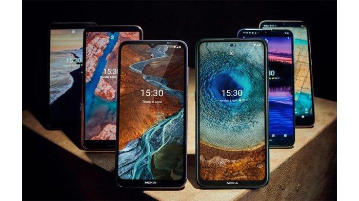 Nokia Siapkan 6 Ponsel Android Terbaru, Harga dan Spesifikasinya Boleh Diadu