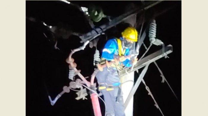 7 Jam Lebih Listrik Padam di Pangkalan Kerinci Tadi Malam, Ternyata Ini Gangguan yang Ditemukan PLN