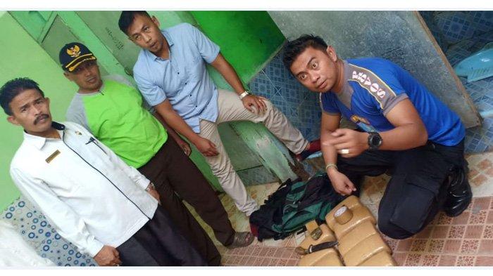 Kepala Sekolah Temukan 8 Paket Ganja di Toilet MAN Kotobaru Solok