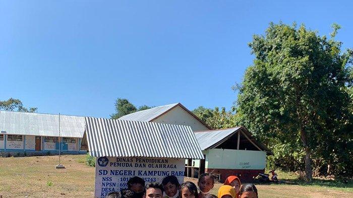 Abdul Naser,Remaja Asal Siak Terpilih Ikut Pengabdian di NTT, Difasilitasi Indonesian Youth Action