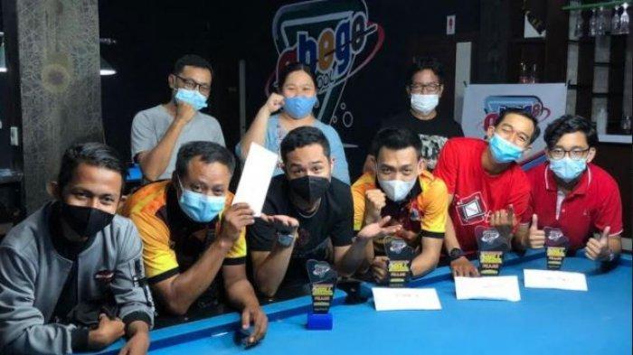 Pertama di Riau, Abege Cafe & Pool Gelar Open Turnamen 9 Ball Handicap Gabung Pelajar