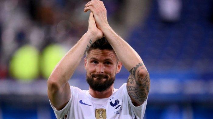 Sah, AC Milan Dapatkan Olivier Giroud, Skuad I Rossoneri Makin Sangar di Liga Italia