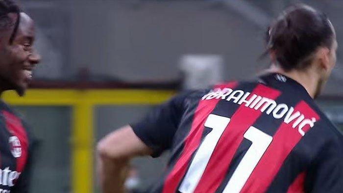 Cetak 15 Gol, Nama Ibrahimovic Dapat Sorotan di AC Milan, Terungkap Ternyata Begini Respon Rekannya