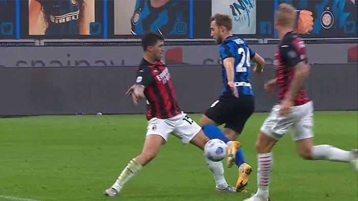 Hasil Liga Italia Tadi Malam, Genoa Dibuat Babak Belur Inter Milan
