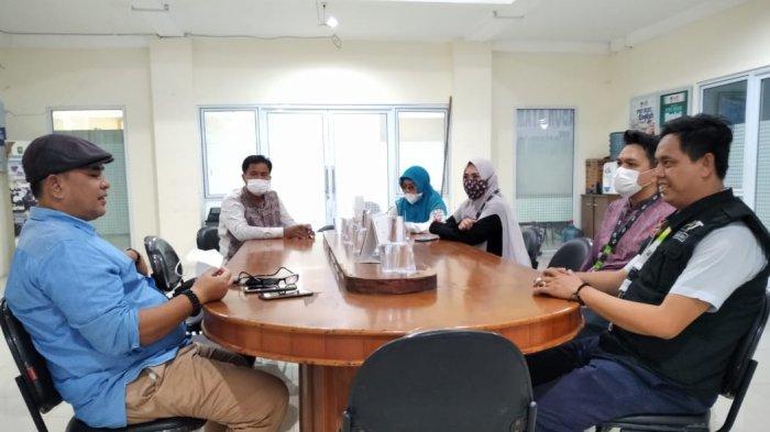 ACT Riau Uraikan Program, Ketua PWI Riau Janjikan Publikasi