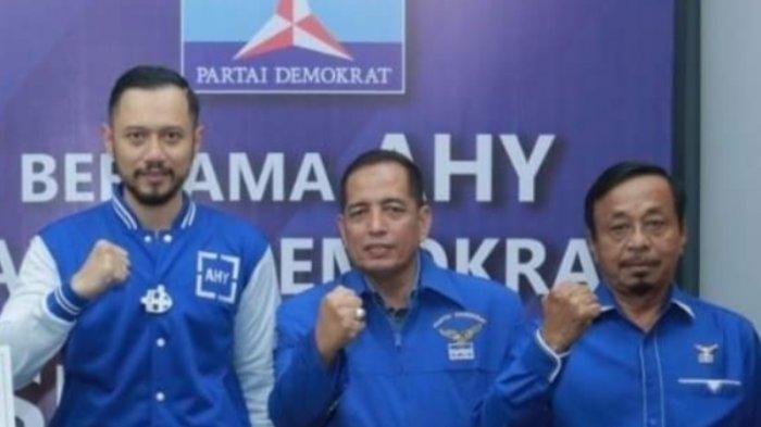 Ada 1 Kader Ikut KLB Demokrat di Sibolangit, Demokrat Pelalawan Pastikan Loyal ke AHY Sebagai Ketum