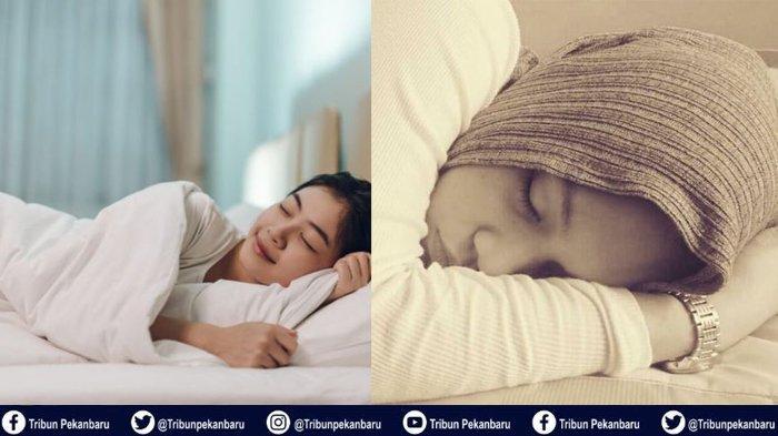 Mimpi Basah Saat Berpuasa atau pada  Malam Bulan Ramadhan, Ini Hukum dan Penjelasannya