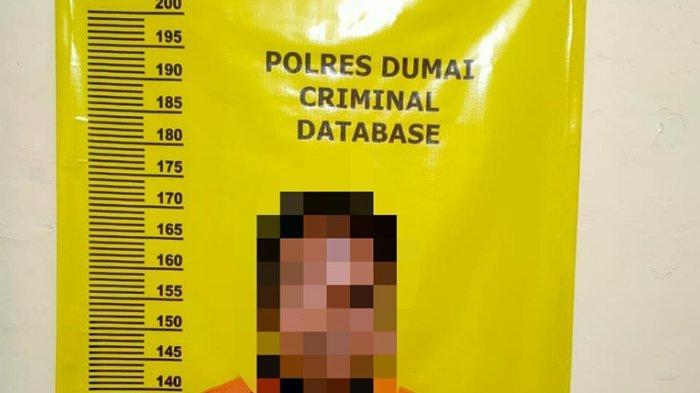 Saat Digeledah, Polisi Temukan Barang Ini di Rumah Warga Dumai, Terancam 12 Tahun Penjara