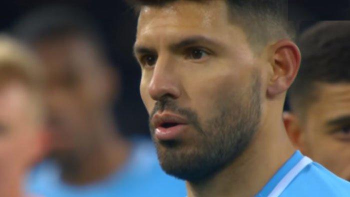 Bukan ke Barcelona Liga Spanyol atau Juventus Liga Italia, Sergio Aguero bisa Merapat ke Klub Ini