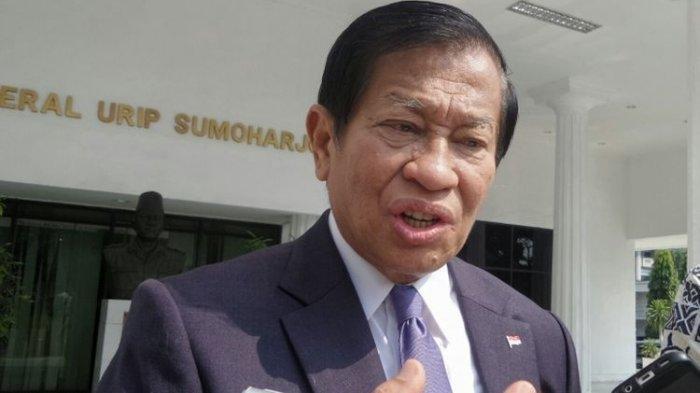 Agum Gumelar Sebut Ada Kelompok Purnawirawan yang Rela Mati untuk Prabowo