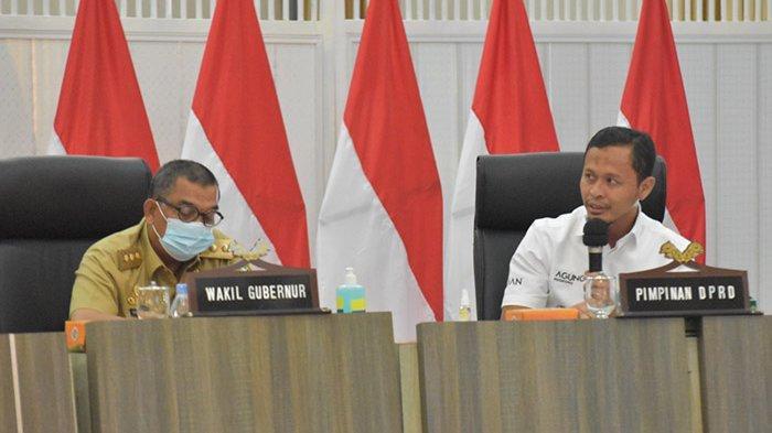 Ada Bantuan Beras Bagi Masyarakat Saat PPKM, Anggota DPRD Riau Mendukung dan Siap Sisihkan Gaji