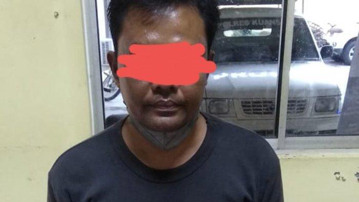 Polisi Hentikan Pria Kendarai Motor di Kuansing, Periksa Dasbord Temukan Benda Ini Dibungkus Tisu