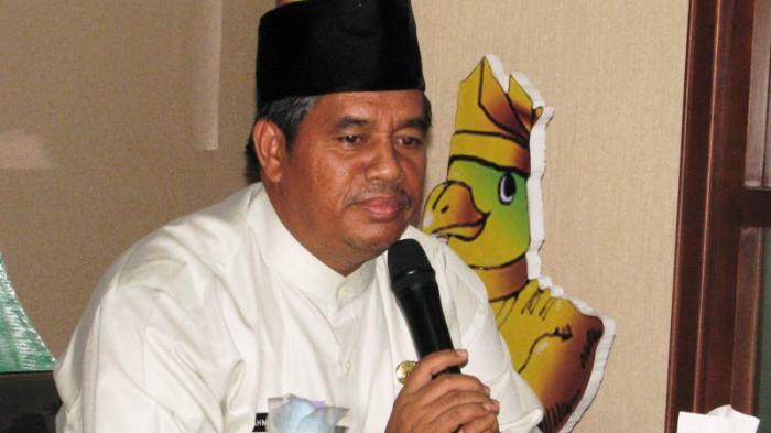 MANTAN Pj Sekdaprov Riau Ahmad Syah Harrofie Maju di Pilkada Bengkalis 2020 Serahkan Nasib ke Partai