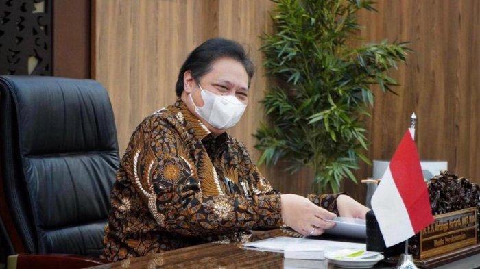 Hasil Survei: Airlangga Hartarto Masuk Tiga Besar Menteri dengan Elektabilitas Tertinggi