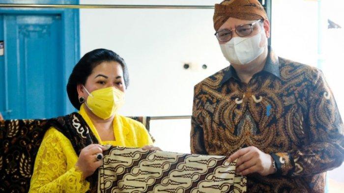 Pendahulu Airlangga Hartarto Berhubungan Erat dengan Keraton Kasunanan