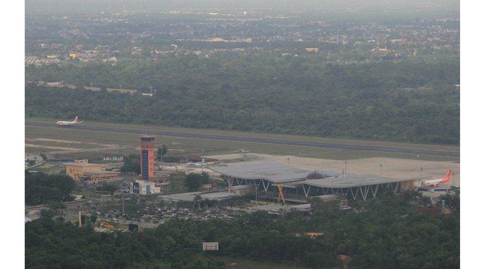 Hari Ini Pengoperasian Runway 2600 Meter Bandara SSK II Pekanbaru