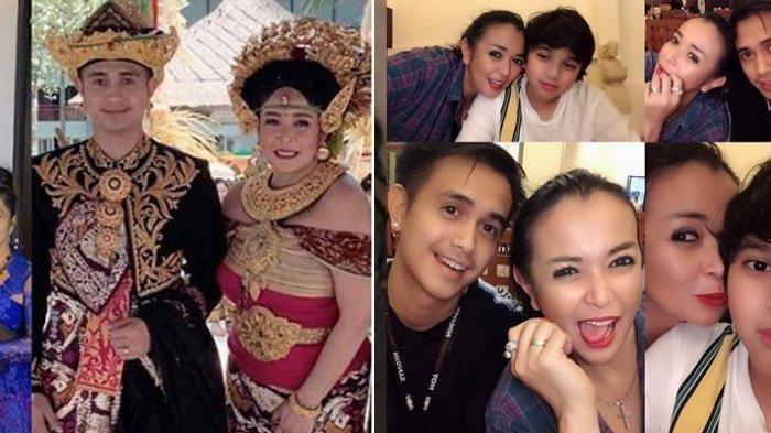 RESMI, Ajun Perwira Menikahi Janda Kaya Raya yang Lebih Tua 17 Tahun, Intip Foto-foto Pernikahannya