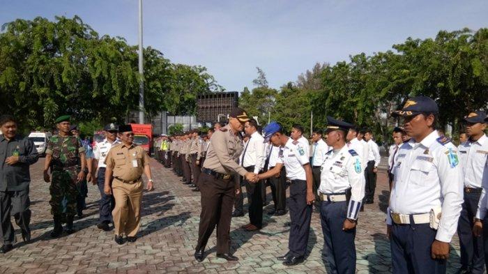 Polres Bengkalis Gelar Pasukan Operasi Ramadniya 2017